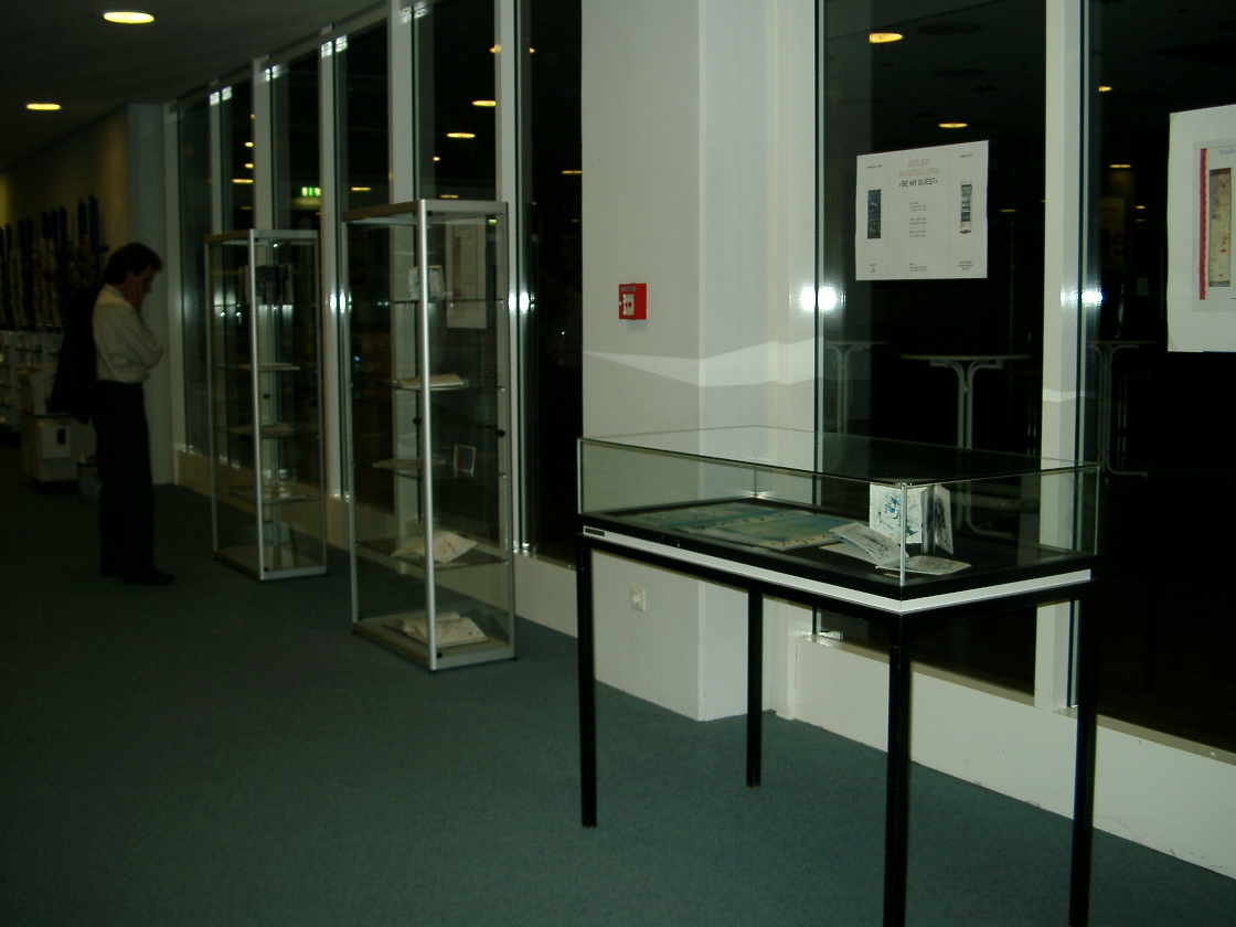 Stadtbibliothek Düren 2002